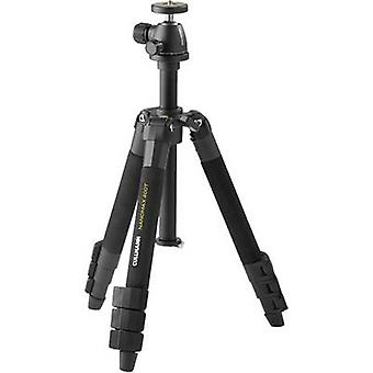 Cullmann Nanomax 400T RB5.1 Tripod 1/4, 3/8 Working height=16 - 86.5 cm Black Ball head