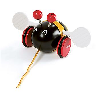 Brio Pull-along Bumblebee
