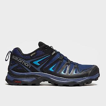 新所罗门妇女_apos;s超3 GTX徒步旅行鞋蓝色