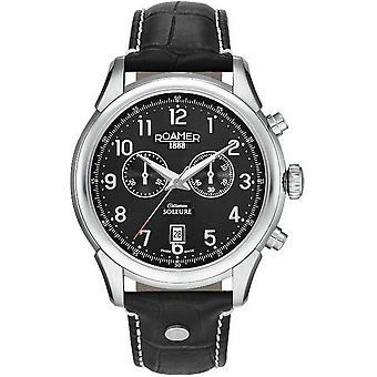 Roamer mens watch Soleure Chrono 540951 41 56 05