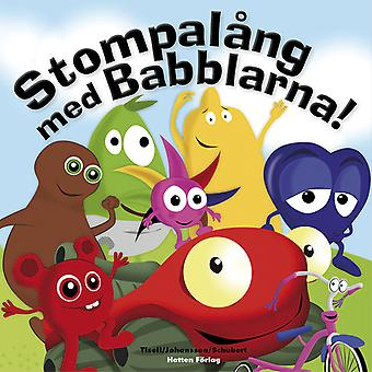 BABBLARNA Stompalong s Babblarna!  -Book