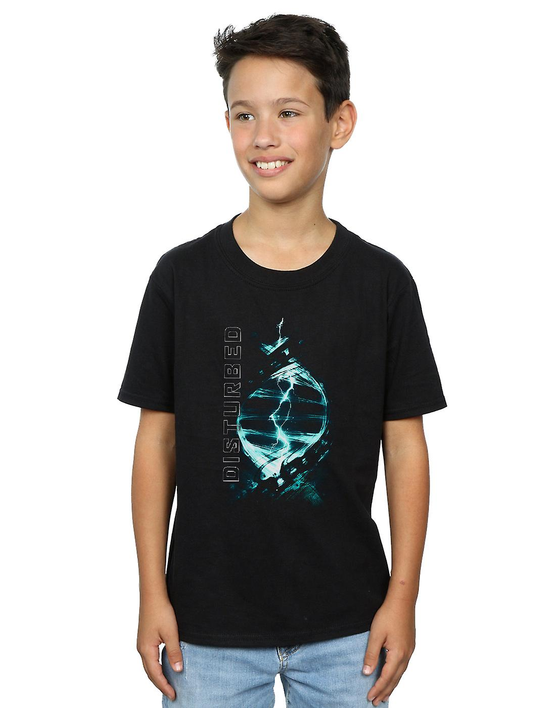 Disturbed Boys DNA Storm T-Shirt