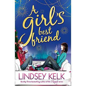 أفضل صديق فتاة (سلسلة بروكس همس الخواطر-الكتاب 3) قبل ليندسي Kelk-