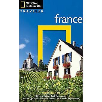 National Geographic Traveler - Frankreich (4. überarbeitete Auflage) von Rosemar
