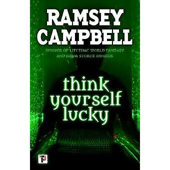 Tänk dig själv lycklig av tycker själv Lucky - 9781787580626 bok