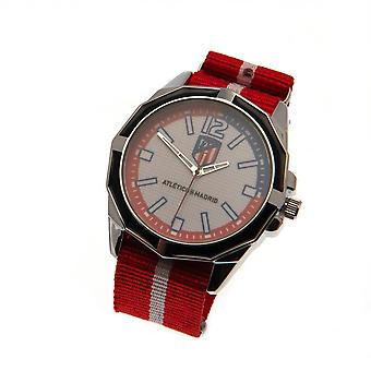 Atletico Madrid FC Mens Watch
