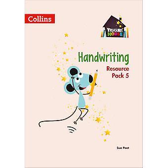 التعرف على خط اليد للكتاب كتاب 5-9780008189617