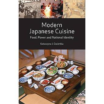 Moderni japanilainen keittiö - ruoka - valta ja kansallinen identiteetti by Katarz