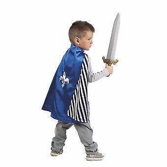 מעטפה פיראט מימי הביניים קייפ ילדים תחפושת קיקסקייפ ילדים תלבושות