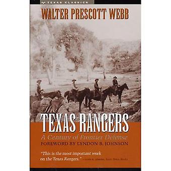 Os Rangers de Texas: Um século de defesa da fronteira