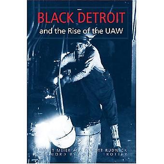 Zwarte Detroit en de opkomst van de UAW