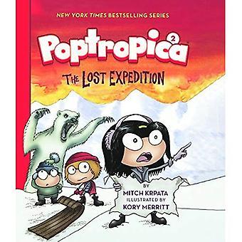 De verloren expeditie (Poptropica)