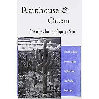 Rainhouse and Ocean: Speeches for the Papago Year