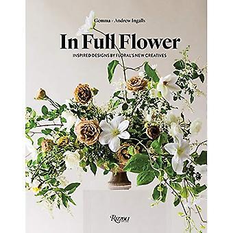 In pieno fiore: Disegni ispirati da floreale di nuove creatività