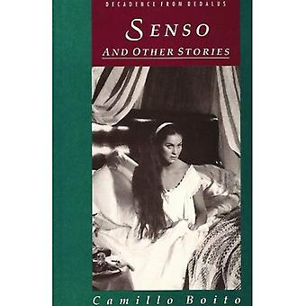 Senso (and Other Stories) (Decadence from Dedalus)