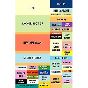 Anchor bok nya American Short Stories