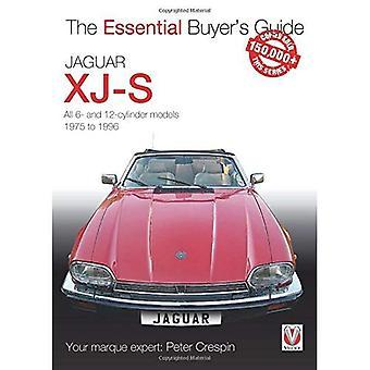 Jaguar XJ-S (essentiële Buyer's Guide) (essentiële Buyer's Guide Series)