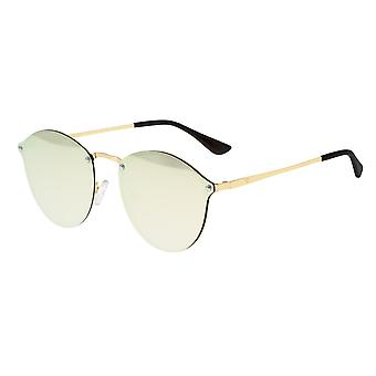 Sixty One Picchu Polarized Sunglasses - Gold/Gold