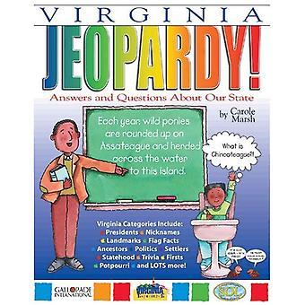 Virginia Jeopardy!: risposte & domande sul nostro stato!