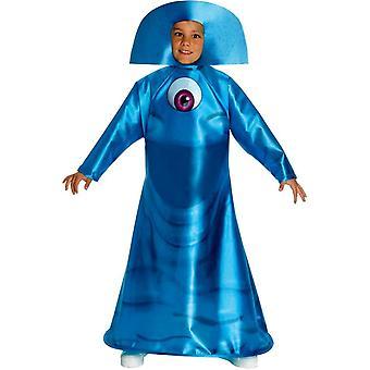Bob Monsters Vs Aliens Child Costume
