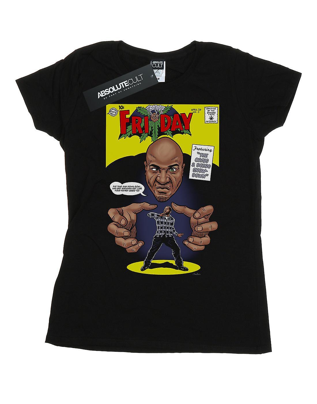 Pennytees Women's Friday Comic T-Shirt