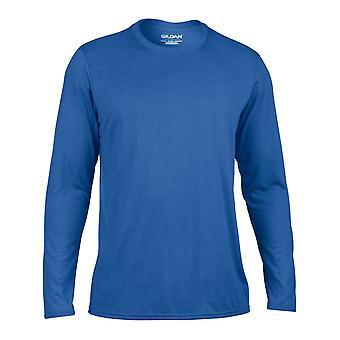 Gildan adulto Unisex esportes desempenho camiseta de manga comprida (Pack de 2)