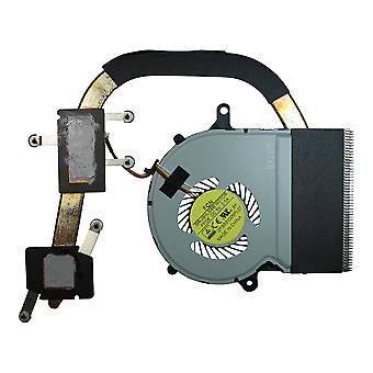 Acer Aspire R3-471T-57KJ Independent Video Card Version Replacement Laptop Fan With Heatsink