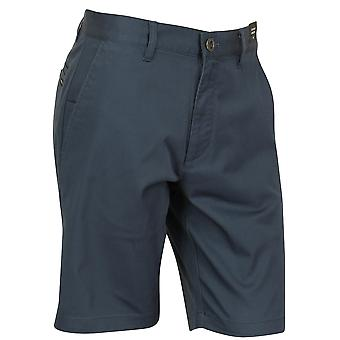 RVCA Herre VA Sport Weekend strække Casual Chino Shorts - Midnight Blue