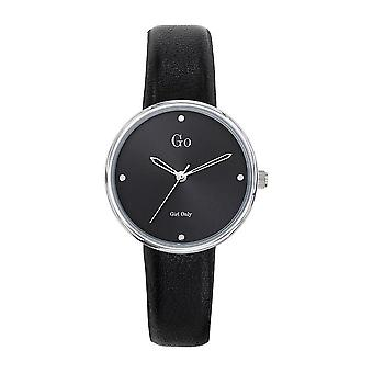 Go Girl Only 699129 - watch leather black woman