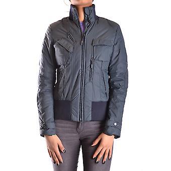 Brema Ezbc146003 Women's Grey Polyester Outerwear Jacket