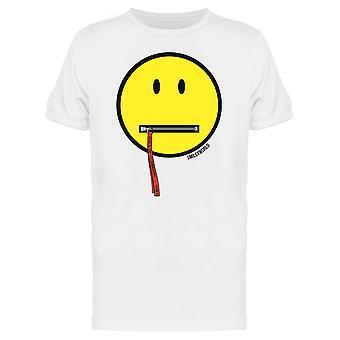 SmileyWorld Zip One To Watch Men's T-shirt