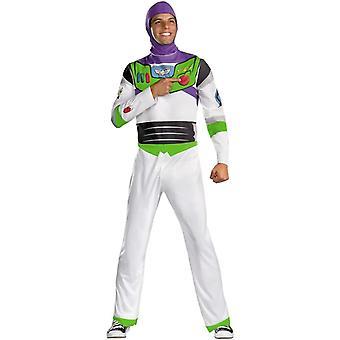Buzz Lightyear voksen Plus Size kostume