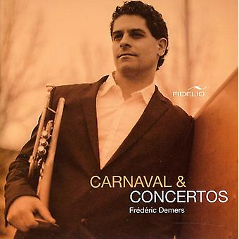 Rimsky-Korsakov/Bohme/Clarke/Neruda/Arban/Levy/Bab - Carnaval & Concertos [CD] USA import