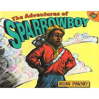 The Adventures of Sparrowboy by Pinkney - J. Brian - 9780689835346 Bo