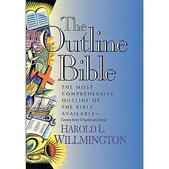 The Outline Bible by H.L. Willmington - 9780842337014 Book