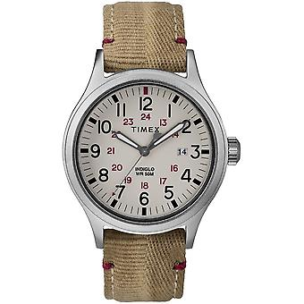 Timex Herrenuhr Allied 40mm Stoffarmband TW2R61000