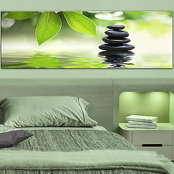 Painting - Nature and zen120x40