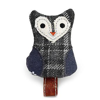 Designed By Lotte Plush Owl Cat Toy