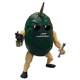 Axe Cop 4-inch Series 1 Figure - Avocado Soldier