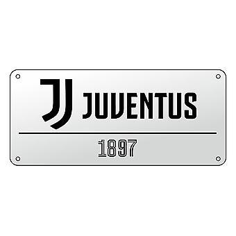 Juventus FC 1897 sinal de rua