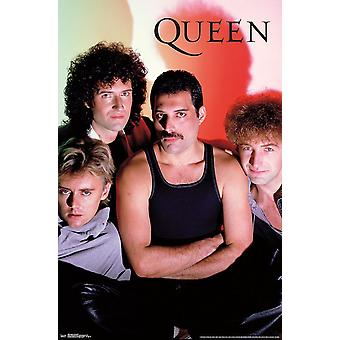Poster - Studio B - Queen - In Concert 36x24