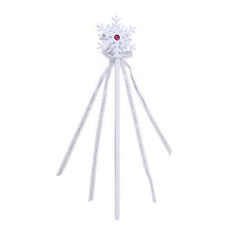 Bnov Snowflake Wand White