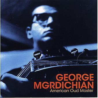 ジョージ Mgrdichian - ジョージ Mgrdichian: アメリカ ウード マスター [CD] USA 輸入