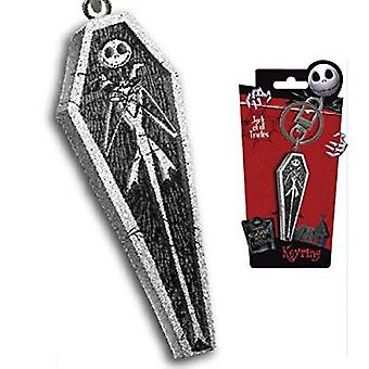 Key Chain-Disney-tinn NBC Jack i kiste 26572