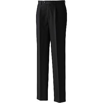 Premier - Polyester Mens Trousers (Single Pleat)