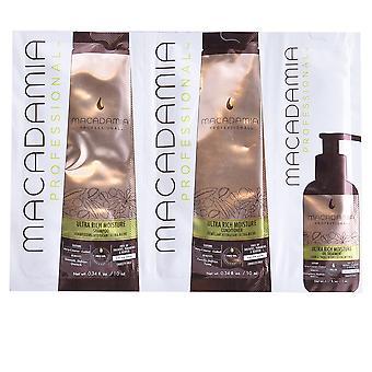 Macadamia Ultra Rich vocht Trio set 3 PZ Unisex