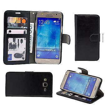 Leder Brieftasche/Fall-Samsung Galaxy J5 2016