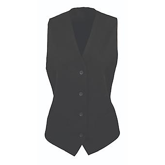 Premier lined polyester waistcoat pr623