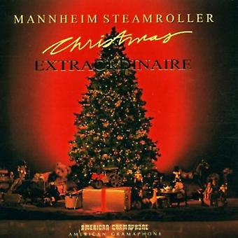 Mannheim Steamroller - Christmas Extraordinaire [CD] USA import