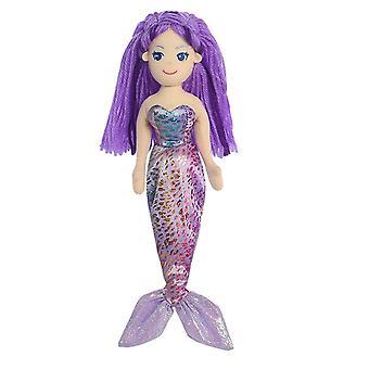 Aurora World Sea Sprites Daphne The Mermaid Jouet en peluche